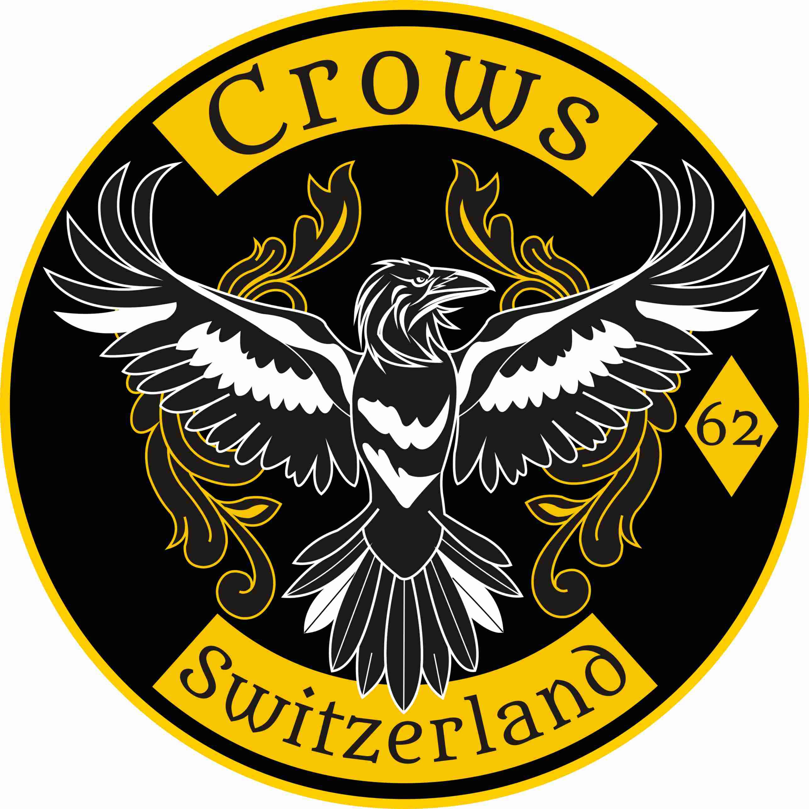 Crows Free Biker Switzerland